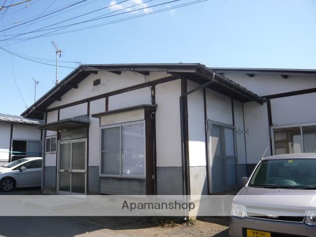 長野県中野市、信州中野駅徒歩16分の築40年 1階建の賃貸一戸建て