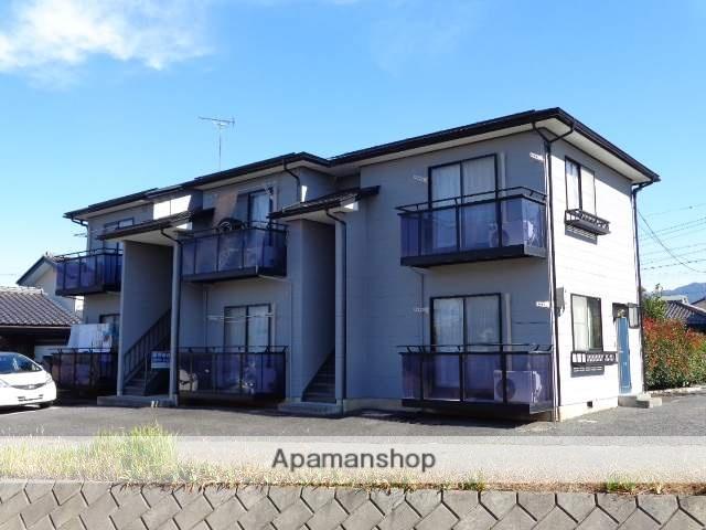 長野県須坂市、須坂駅徒歩19分の築21年 2階建の賃貸アパート
