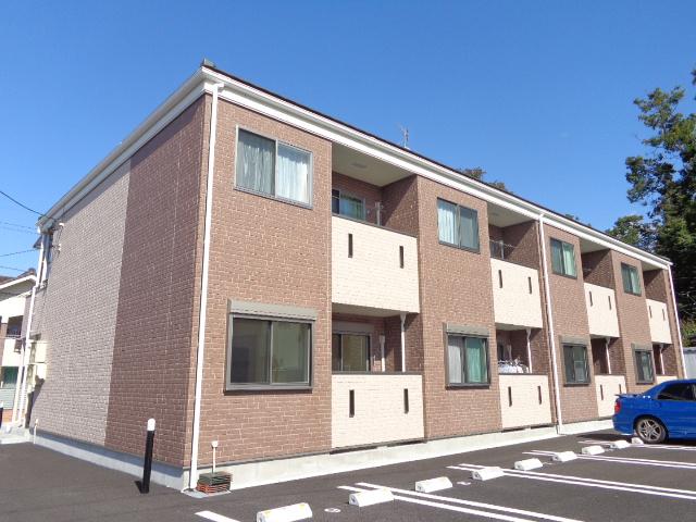 長野県須坂市、日野駅徒歩19分の築3年 2階建の賃貸アパート