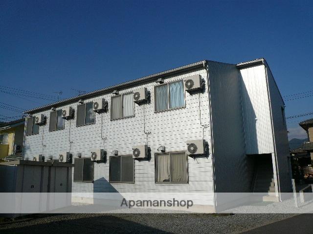 長野県中野市、信州中野駅徒歩18分の築14年 2階建の賃貸アパート