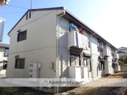 長野県須坂市、須坂駅徒歩23分の築24年 2階建の賃貸アパート