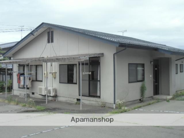 長野県須坂市、須坂駅徒歩20分の築17年 1階建の賃貸テラスハウス