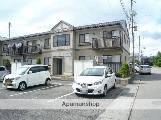 長野県中野市、信州中野駅徒歩8分の築22年 2階建の賃貸アパート