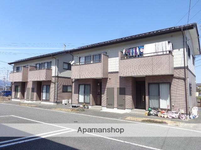 長野県須坂市、須坂駅徒歩16分の築14年 2階建の賃貸アパート