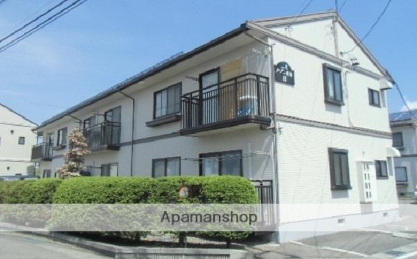 長野県中野市、信州中野駅徒歩10分の築23年 2階建の賃貸アパート