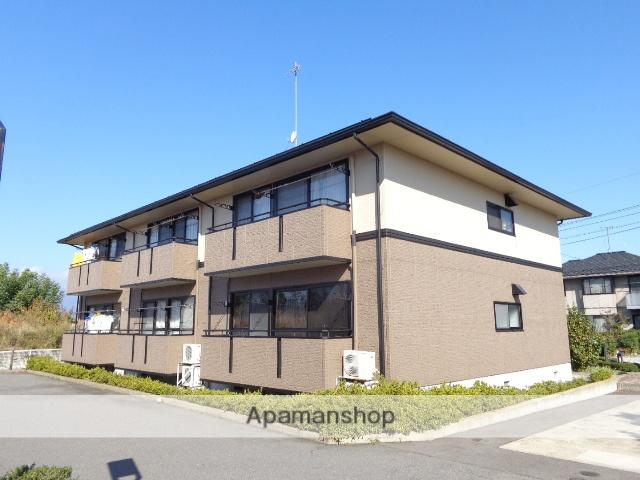 長野県須坂市、須坂駅徒歩34分の築20年 2階建の賃貸アパート