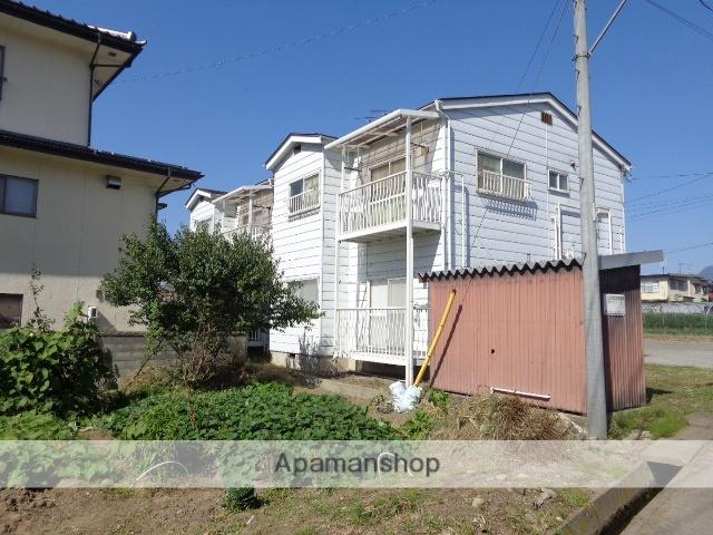 長野県中野市、信州中野駅徒歩11分の築26年 2階建の賃貸アパート