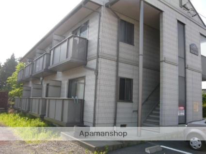 長野県中野市、信州中野駅徒歩5分の築15年 2階建の賃貸アパート