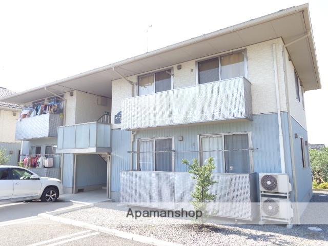 長野県須坂市、日野駅徒歩18分の築8年 2階建の賃貸アパート