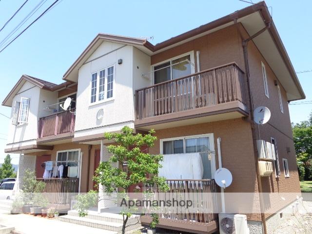 長野県上高井郡小布施町、小布施駅徒歩12分の築9年 2階建の賃貸アパート