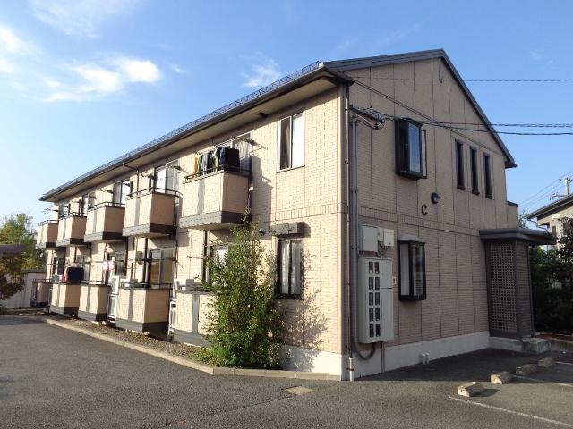 長野県上高井郡小布施町、北須坂駅徒歩29分の築16年 2階建の賃貸アパート