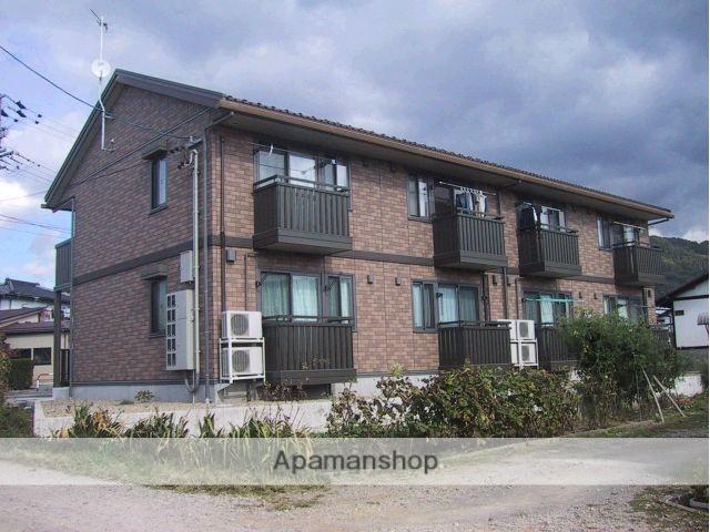 長野県中野市、信州中野駅徒歩15分の築11年 2階建の賃貸アパート