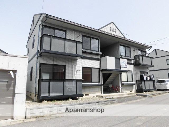 長野県須坂市、須坂駅徒歩9分の築19年 2階建の賃貸アパート