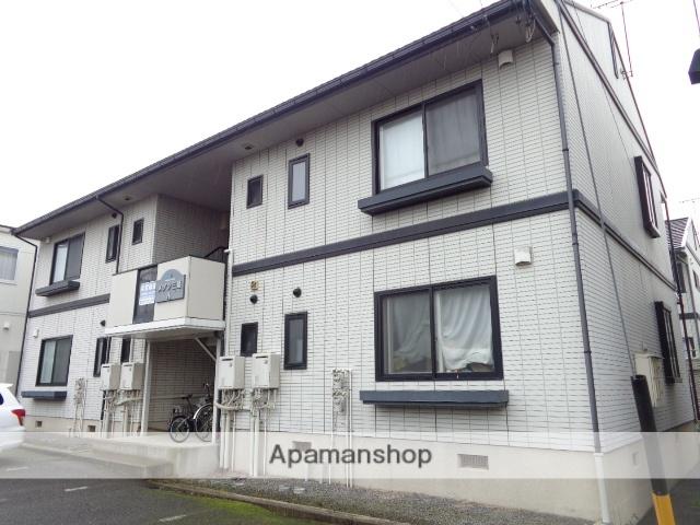 長野県須坂市、日野駅徒歩17分の築20年 2階建の賃貸アパート