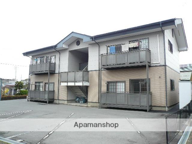 長野県須坂市、須坂駅長電バスバス5分高橋下車後徒歩3分の築15年 2階建の賃貸アパート