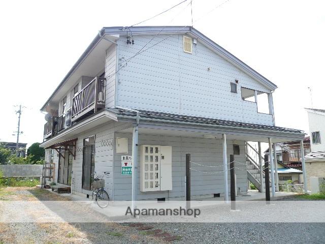 長野県須坂市、須坂駅徒歩18分の築24年 2階建の賃貸アパート
