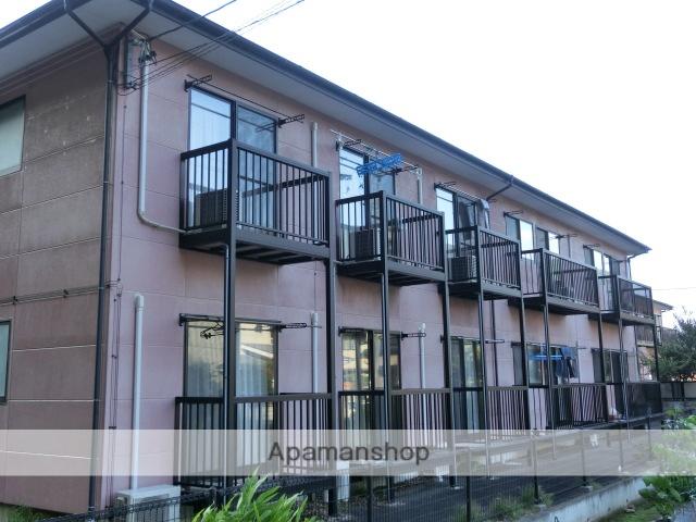 長野県須坂市、須坂駅徒歩28分の築15年 2階建の賃貸アパート