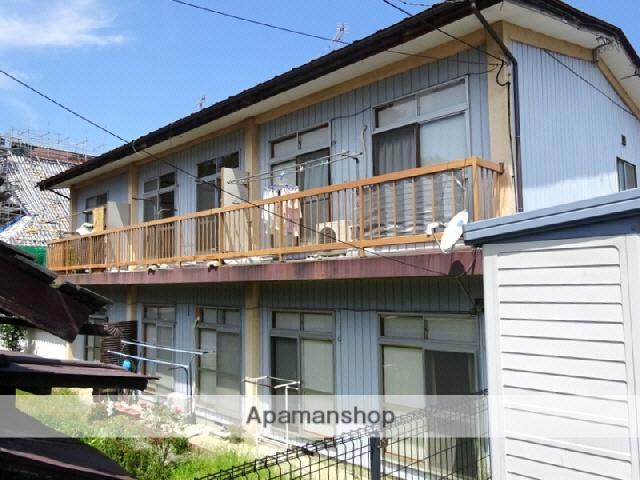 長野県須坂市、日野駅徒歩31分の築40年 2階建の賃貸アパート