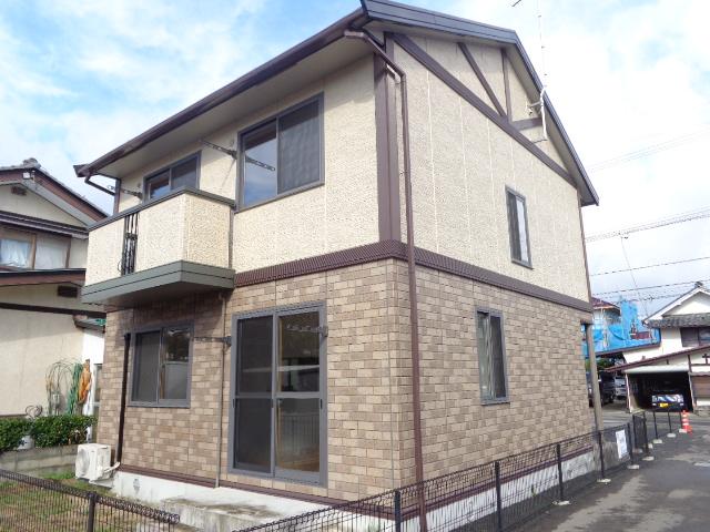 長野県長野市、朝陽駅徒歩16分の築14年 2階建の賃貸一戸建て