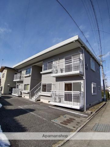 長野県須坂市、須坂駅徒歩19分の築25年 2階建の賃貸アパート