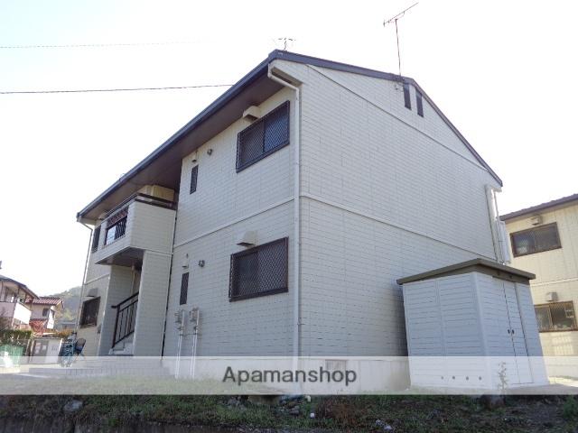 長野県須坂市、須坂駅徒歩22分の築23年 2階建の賃貸アパート