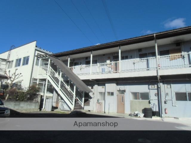 長野県中野市、信州中野駅徒歩14分の築42年 2階建の賃貸アパート