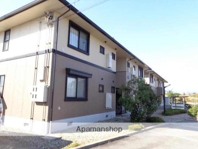 長野県須坂市、村山駅徒歩27分の築21年 2階建の賃貸アパート