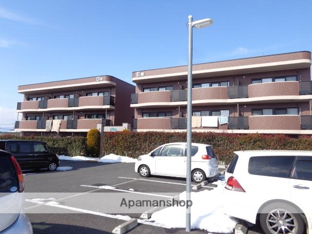 長野県須坂市、須坂駅徒歩22分の築10年 3階建の賃貸マンション