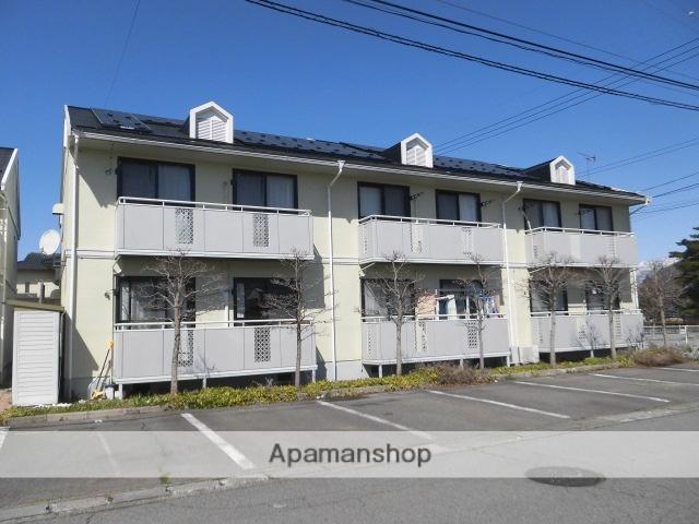 長野県上高井郡小布施町、小布施駅徒歩14分の築25年 2階建の賃貸アパート