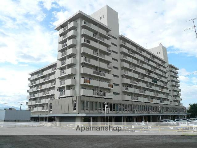 長野県須坂市、須坂駅徒歩4分の築41年 13階建の賃貸マンション