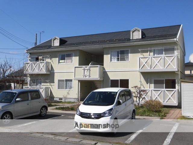 長野県上高井郡小布施町、小布施駅徒歩14分の築27年 2階建の賃貸アパート