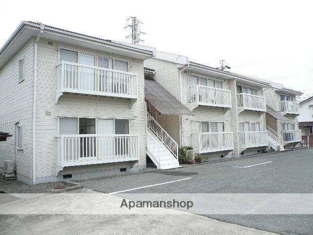 長野県須坂市、須坂駅徒歩19分の築28年 2階建の賃貸アパート