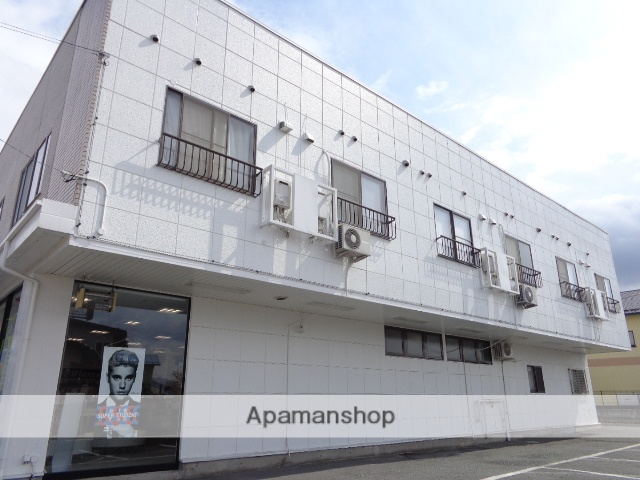 長野県須坂市、日野駅徒歩14分の築28年 2階建の賃貸アパート
