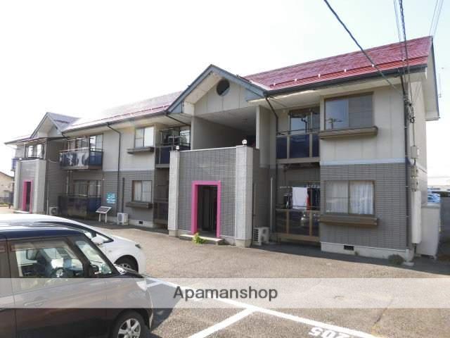 長野県須坂市、須坂駅徒歩23分の築21年 2階建の賃貸アパート