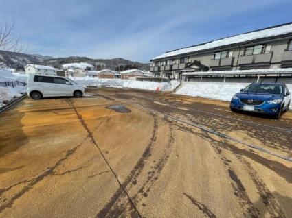 長野県飯山市大字静間[1K/26.71m2]の駐車場