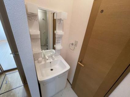 長野県飯山市大字静間[1K/26.71m2]のトイレ
