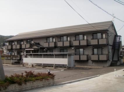 長野県飯山市大字静間[1K/26.71m2]の外観1