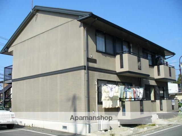 長野県須坂市、須坂駅徒歩11分の築19年 2階建の賃貸アパート