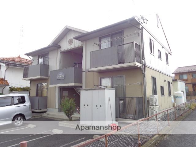 長野県中野市、信州中野駅徒歩4分の築15年 2階建の賃貸アパート