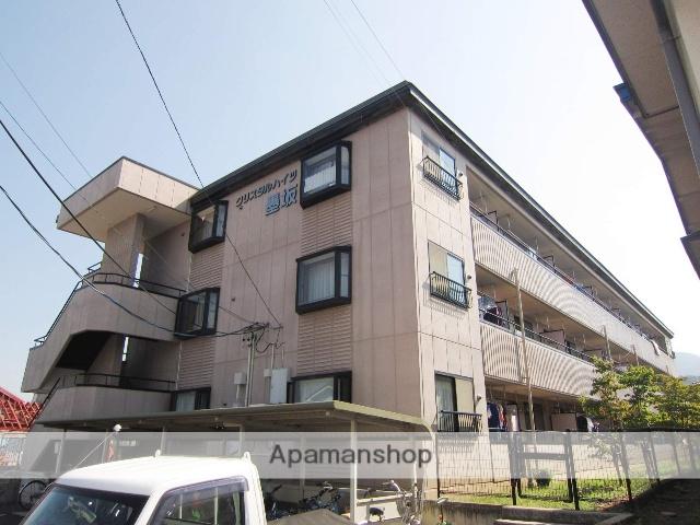 長野県須坂市、日野駅徒歩28分の築21年 3階建の賃貸マンション