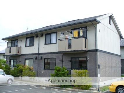 長野県須坂市、須坂駅徒歩13分の築20年 2階建の賃貸アパート