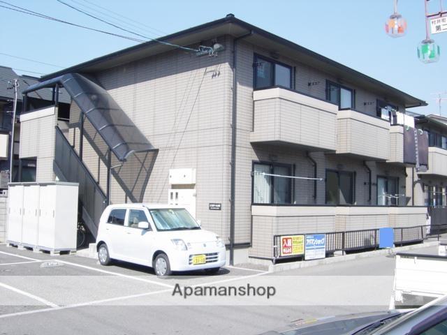長野県松本市、村井駅徒歩7分の築14年 2階建の賃貸アパート