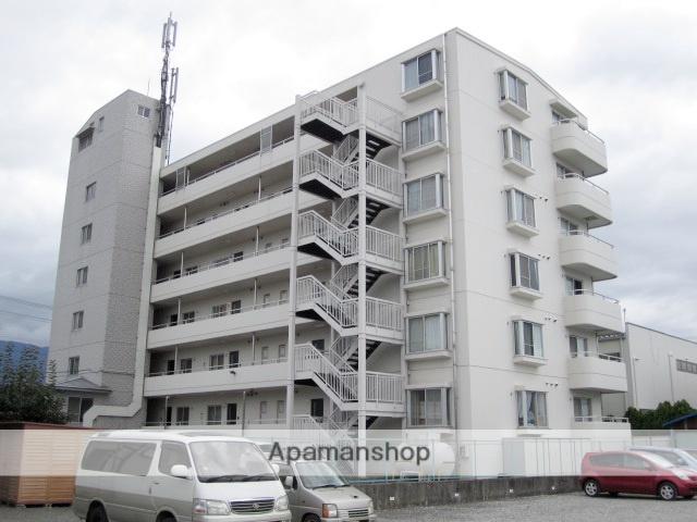 長野県松本市、南松本駅徒歩17分の築27年 6階建の賃貸マンション