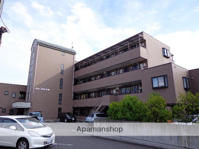 長野県松本市、北松本駅徒歩4分の築18年 4階建の賃貸マンション