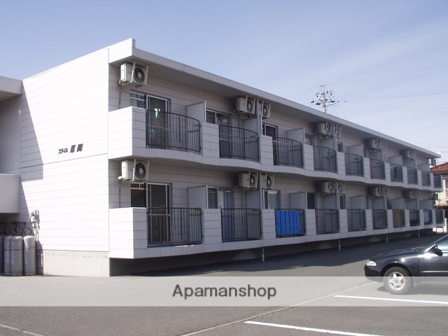 長野県松本市、平田駅徒歩14分の築25年 2階建の賃貸マンション