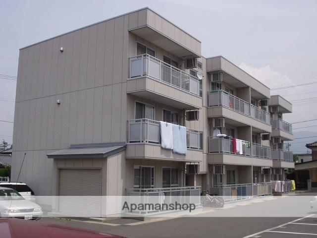 長野県松本市、村井駅徒歩6分の築19年 3階建の賃貸マンション