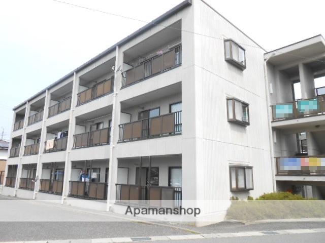 長野県松本市、村井駅徒歩11分の築21年 3階建の賃貸マンション