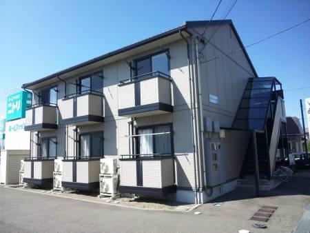 長野県松本市、平田駅徒歩13分の築15年 2階建の賃貸アパート