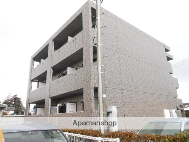 長野県松本市、村井駅徒歩4分の築15年 3階建の賃貸マンション