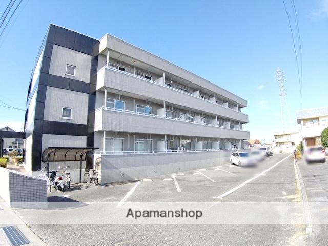 長野県松本市、島内駅徒歩10分の築21年 3階建の賃貸マンション